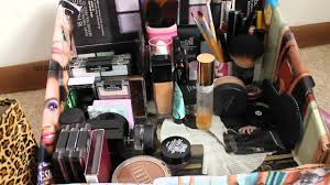 Makeup Gift Baskets Diy Makeup Storage From Boxes U0026 Cartons Youtube