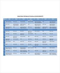 beast workout sheet sample 7 examples in word pdf