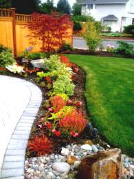 design a front garden ideas landscaping around house bruce s
