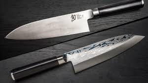 shun kitchen knives chef shonn s favourite kitchen knife characters dining