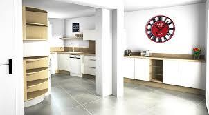 cuisine domactis cuisine bois design moderne à montpellier