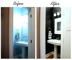 Powder Room Decor All Photos Bathroom Powder Room Design Ideas Bedroom Remodel Black And White