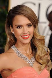 celebrity hairstyles with hollywood waves u0026 ombre effects