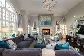 long narrow living room with fireplace in center effective living room layouts for your fireplace and tv home