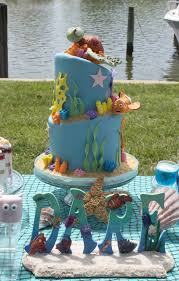 finding nemo under the sea baby shower alains birthday