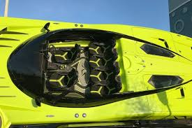 Power Boat Interiors A New Lamborghini Inspired Powerboat The Super Veloce Boat The