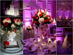 wedding party decor centerpieces decorating of party
