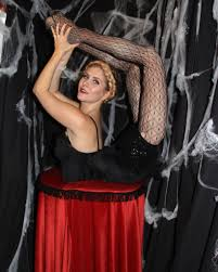 freaky contortionist costume with false legs costumes creative