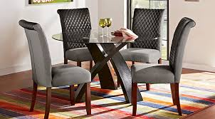 round dining room sets ideas for home interior decoration