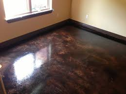 light stained concrete floors amazing how to acid stain concrete floors the prairie homestead