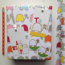 tortoise wrapping paper and gift wrap set by halfpinthome