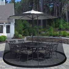 Patio Furniture Sets With Umbrella - patio glamorous outdoor patio set with umbrella patio table sets