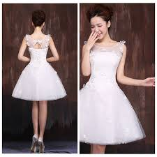 wedding dress pendek simple dress patterns 2015 a line v neck lace cap sleeve white