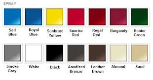 volvo color chart 2016 car release date rust oleum enamel paint