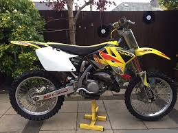 best 125cc motocross bike suzuki rm 125cc motocross bike in sighthill edinburgh gumtree