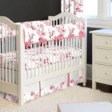 Migi Blossom Crib Bedding Migi Crib Bedding White Bed