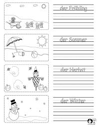 german for kids worksheets