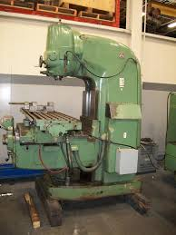 fritz heckert wmw model fss 400 vertical mill dipaolo