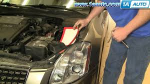 brown nissan altima 2016 how to install replace air filter housing box nissan maxima 04 06
