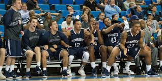 monmouth bench mob basks in espn exposure twitter fame