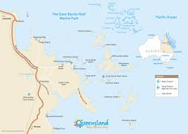 Map Of Queensland Tourism Whitsundays Queensland Australia Whitsundays Holidays