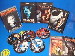 lote de peliculas dvd halloween toda la saga halloween i ii iii iv