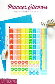 165 best printables images on pinterest happy planner planner free planner stickers printable svg cut file
