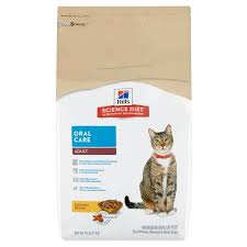 hill u0027s science diet oral care chicken recipe dry cat food 7