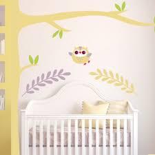 chambre bebe hiboux stickers chambre bébé hiboux pour le petit roi de la maison