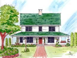 Eplans Farmhouse by Classic Farmhouse Plans Vesmaeducation Com