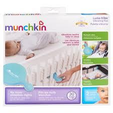 Vibrating Mattress Pad For Crib Munchkin Lulla Vibe Vibrating Mattress Pad Baby Soother Target