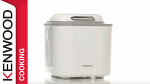 kenwood bread maker introduction youtube