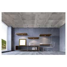 mur design home hardware mur design concrete effect ceiling tile 2 x 4 4 per box