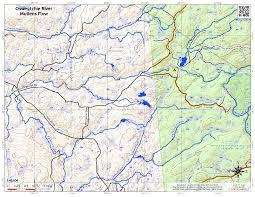 Adirondack Mountains Map Crane Mountain U2013 Andy Arthur Org
