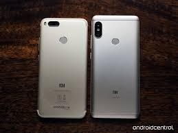 Xiaomi Redmi Note 5 Xiaomi Redmi Note 5 Pro Vs Mi A1 Miui Takes On Android One