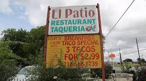 El Patio San Antonio by The Tacoist The Tacoist Twitter
