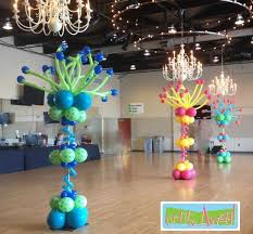 balloon columns best 25 balloon columns ideas on balloon tower