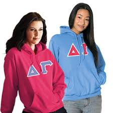 greek sweatshirts u2013 custom sorority letters and packages