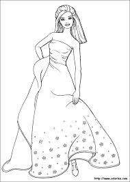 coloriage princesse ariel les beaux dessins de disney à imprimer
