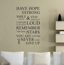 wall sticker inspiration inspirational wall decals winda 7 furniture