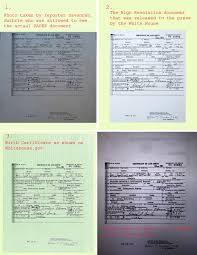 birth certificate correction sample letter birth certificate accidental patriot four different versions of obama s long form birth certificate four
