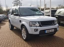 discovery land rover 2016 used 2016 land rover discovery 4 sdv6 landmark vat qualifier for