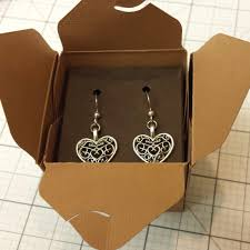 necklace earring gift box images The efficient crafter how to make an earring and gift box set jpg