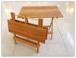 Making A DIY Collapsible Kitchen Table  SMITH Design - Collapsible kitchen table