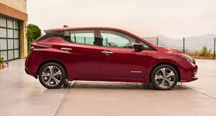 nissan leaf free charging 2018 nissan leaf the clean charge network