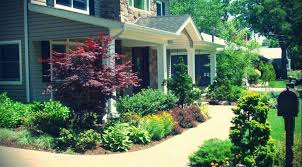 Landscaping Pictures For Front Yard - front yard landscaping house long island ny
