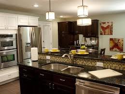 Dark Kitchen Cabinets With Dark Countertops Dark Granite Countertops Hgtv