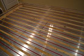 Can You Put Radiant Heat Under Laminate Flooring Best Flooring For Radiant Heat Flooring Designs