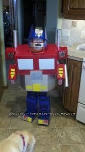 coolest 50 homemade optimus prime costumes