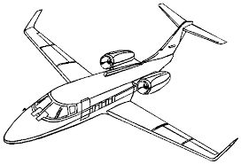 airplane coloring picture yescoloring air plane coloring